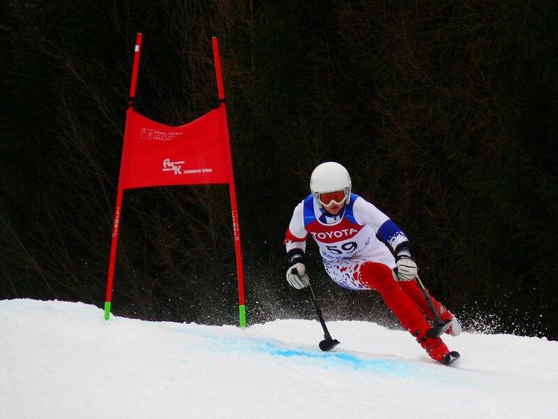 Bogdan Bricelj - Para Skier 59