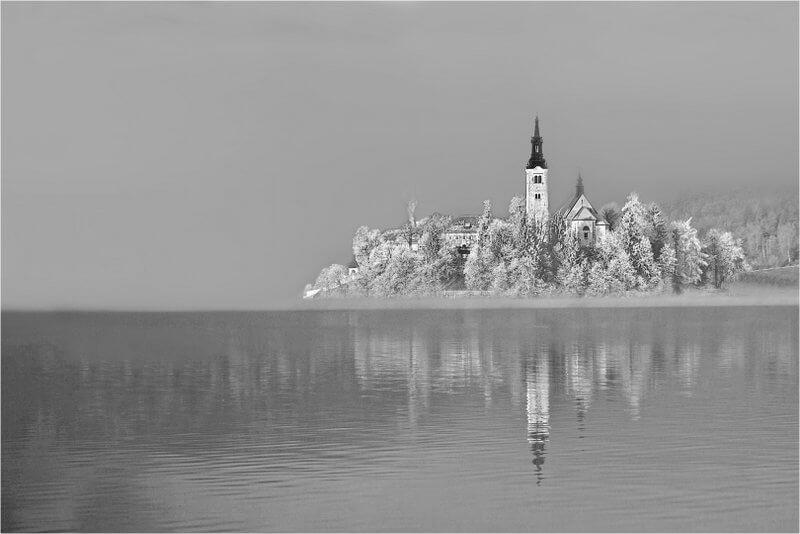Jasmin Suljanovic - Bled v megli