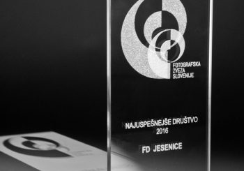 Fotografsko društvo Jesenice najuspešnejše društvo FZS v letu 2016