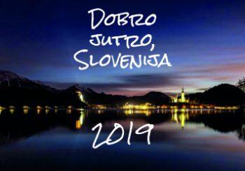 KOLEDAR, DOBRO JUTRO SLOVENIJA 2019
