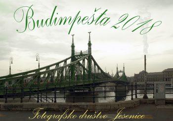 Rezultati razpisa fotolov Budimpešta 2018