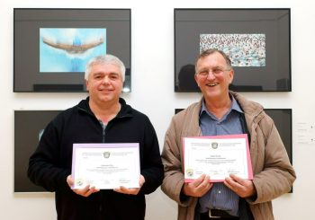 Dva naša člana prejela visoke FIAP nazive
