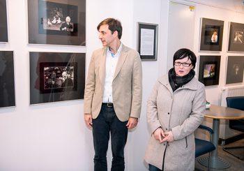 Vabljeni na ogled razstave v stavbi Občine Jesenice, avtorice DANICE NOVAK.